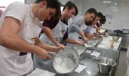 """Éxito del concurso de cocina """"Chef talent"""""""