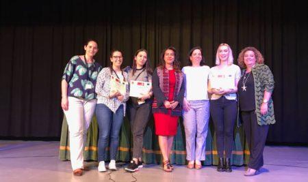 Tres alumnas de Fuenllana ganadoras de la competición Madrid Skills 2018