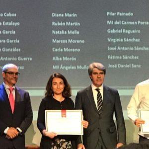 Premio extraordinario FP 2018