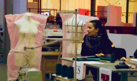 La alumna de moda Marta López  representa a España en Worlds Skills Kazan