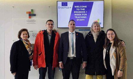 Fuenllana participa en el 1st Erasmus Week for Teaching Staff de Maribor, Eslovenia