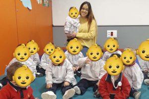 Alumna educacion infantil