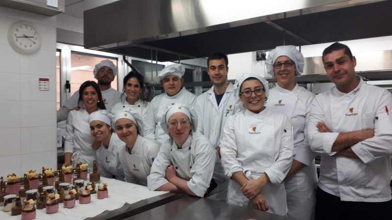Alumnos Direccion cocina